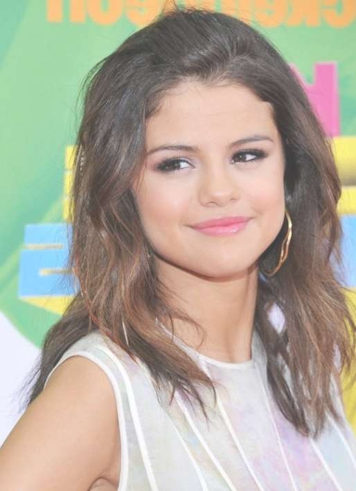 Selena Gomez Medium Layered Hairstyles 2012 – Popular Haircuts Inside Most Recently Selena Gomez Medium Hairstyles (View 12 of 15)