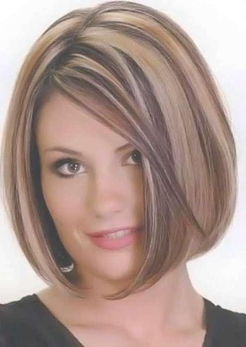 Seriously Cute Hairstyles For Short Hair | Medium Bob Cuts, Bob With Medium Bob Cut Hairstyles (View 15 of 25)