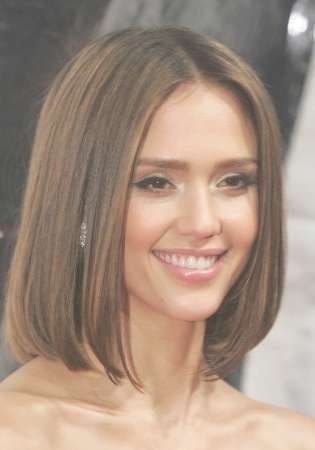 Several Brilliant Ideas Of Medium Bob Hairstyles From Celebrities Intended For Medium Hair Bob Haircuts (View 7 of 25)