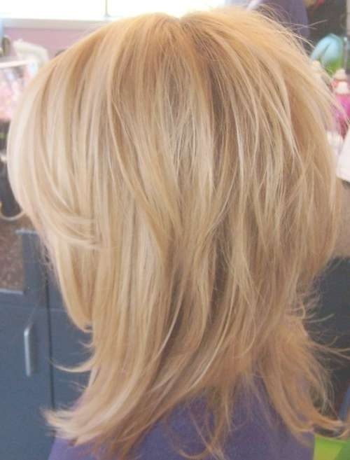 Shag Haircuts, Fine Hair And Your Most Gorgeous Looks | Medium Regarding Current Medium Medium Hairstyles With Layers (View 24 of 25)