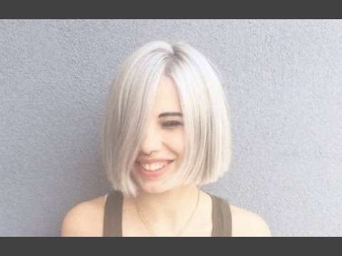 View photos of blunt bob hairstyles showing 13 of 25 photos short blunt cut bob hairstyle youtube intended for blunt bob hairstyles gallery 13 of solutioingenieria Images