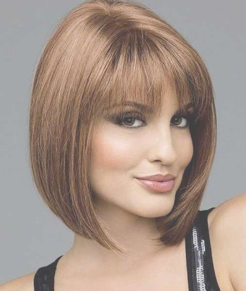 Short Bob Hair Styles With Fringe – Hairstyles Collection Fashion In Short Bob Hairstyles With Fringe (View 18 of 25)