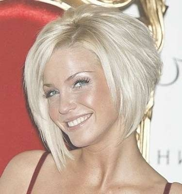 Short Bob Hairstyles 2014 | Short | Medium | Long: Short Bob In Most Up To Date Medium Haircuts For Older Ladies (View 13 of 25)