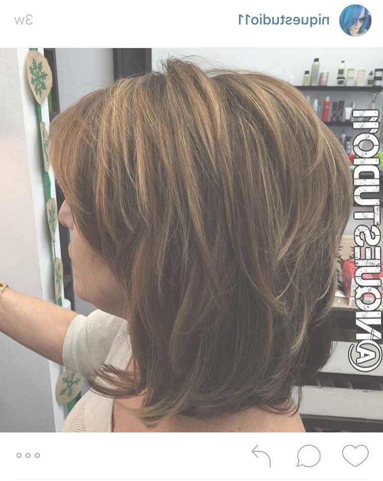 Short Hair With Lots Of Layers – Hairstyle Ideas Within Most Recent Medium Haircuts With Lots Of Layers (View 7 of 25)
