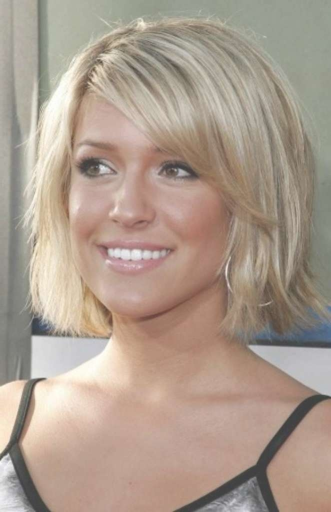 Explore Gallery Of Medium Haircuts For Fine Straight Hair Showing
