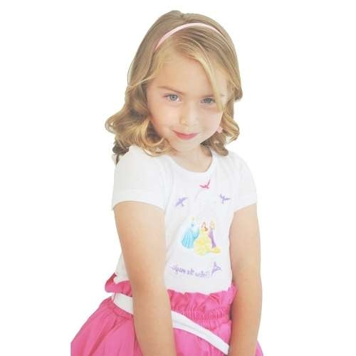 Short Haircut Styles : Short Kids Haircuts She Wearing Pink In Current Medium Haircuts With Headbands (View 22 of 25)