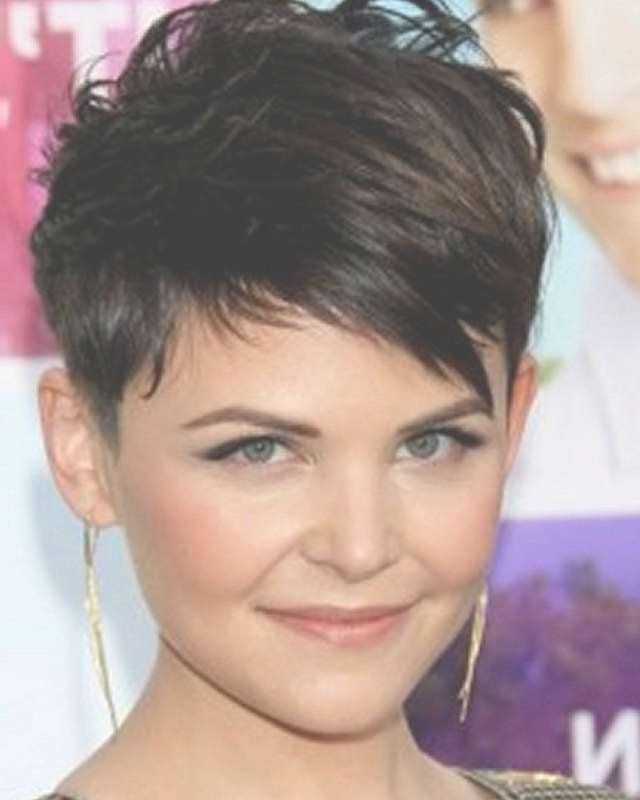Short Haircuts With Bangs For Women With Round Faces Short For Most Current Medium Haircuts For Round Faces Black Women (View 19 of 25)