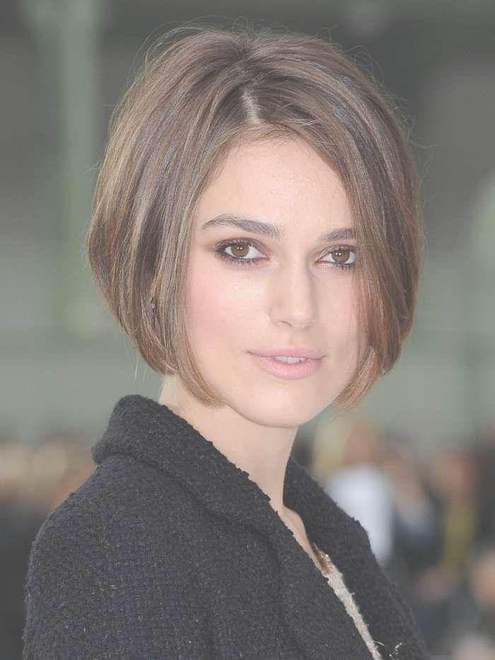 Short Hairstyle Inspiration From Celebrities | Haircuts Pertaining To Celebrity Short Bob Hairstyles (View 24 of 25)