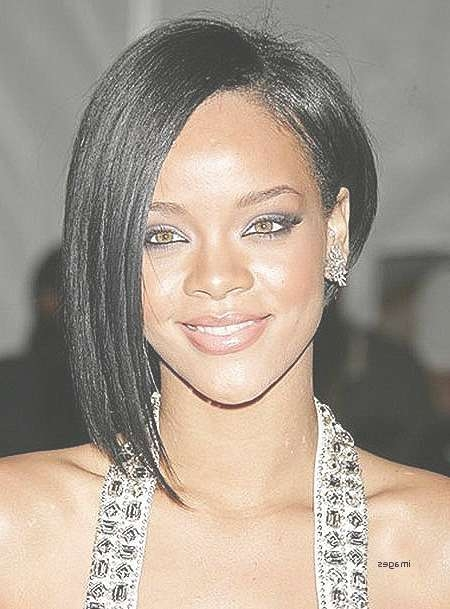 Short Hairstyles Bob Hairstyles Short One Side Long Other Elegant In One Side Longer Bob Haircuts (View 9 of 25)