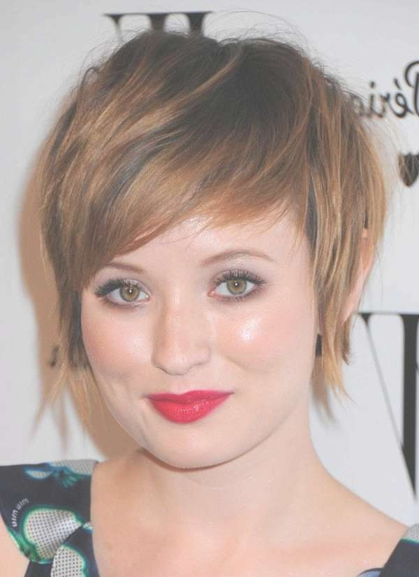 Short Hairstyles For A Heart Shaped Face – Hairstyle For Women With Best And Newest Medium Hairstyles For Heart Shaped Face (View 21 of 25)