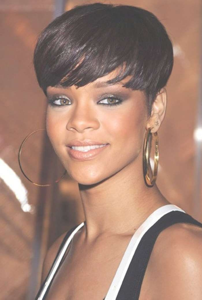 Short Hairstyles For Black Women Thin Hair Medium Hair Styles Intended For Current Medium Hairstyles For African American Women With Thin Hair (View 14 of 15)