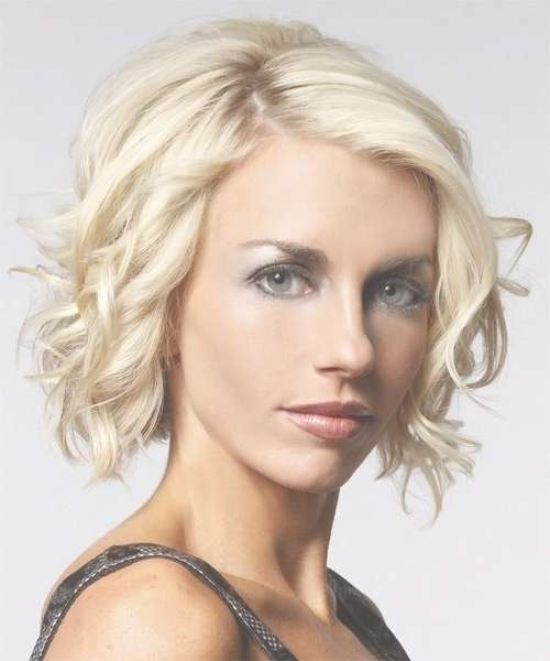 Short Hairstyles For Heart Shaped Face – Popular Haircuts Inside Recent Medium Hairstyles For Heart Shaped Face (View 20 of 25)
