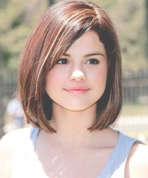 Short Hairstyles For Round Chubby Faces – Hairstyle For Women With Regard To Latest Medium Hairstyles For Round Chubby Faces (View 8 of 25)