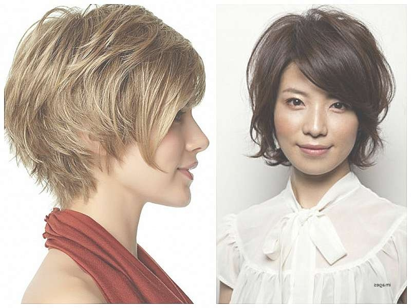 Short Hairstyles Lovely Short Hairstyles Cut Around The Ears Short For Current Medium Hairstyles Cut Around The Ears (View 4 of 15)