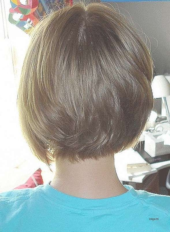 Short Hairstyles Pictures Of Short Bob Hairstyles From The Back Regarding Unique Bob Hairstyles (View 18 of 25)