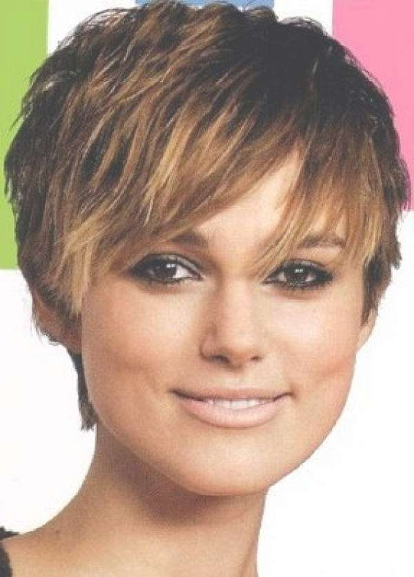 Short Hairstyles: Short Hairstyles For Coarse Thick Hair 2016 In Most Up To Date Medium Haircuts For Coarse Gray Hair (View 21 of 25)