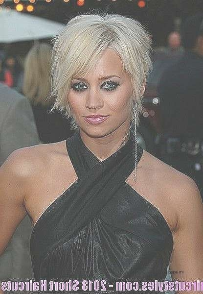 Short Hairstyles Short Hairstyles For Women In Their 30S Beautiful In Most Recently Medium Haircuts For Women In Their 30S (View 22 of 25)