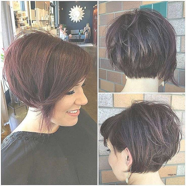 Short Hairstyles Short Perm Hairstyles 2018 Inspirational 10 For Modern Bob Haircuts (View 24 of 25)
