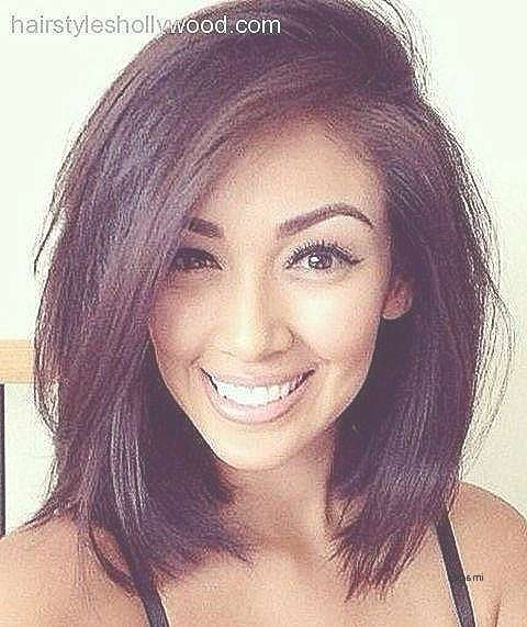 Short Hairstyles Short To Medium Hairstyles For Fat Faces Awesome With 2018 Medium Haircuts Ideas For Round Faces (View 22 of 25)