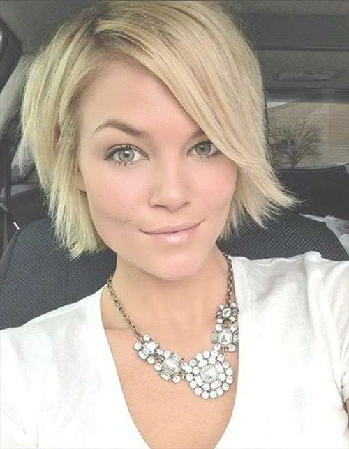 Short Hairstyles: Short To Medium Hairstyles For Thin Hair 2016 With Regard To Recent Medium Hairstyles For Thin Straight Hair (View 11 of 25)