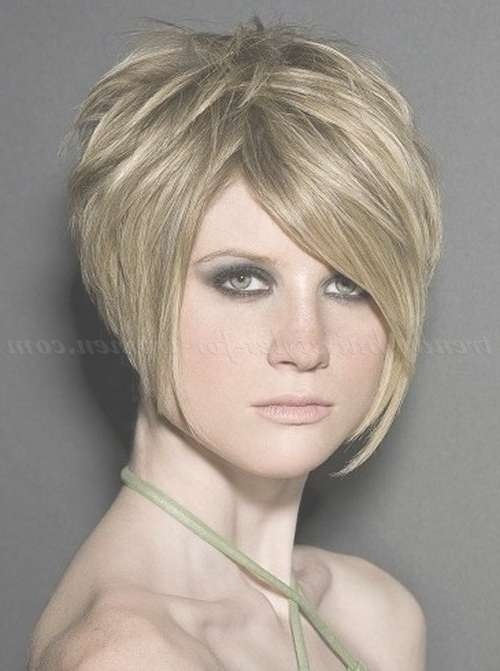Short Hairstyles: Womens Short Bob Hairstyles 2016 Inverted Bob In Bob Hairstyles For Women (View 23 of 25)