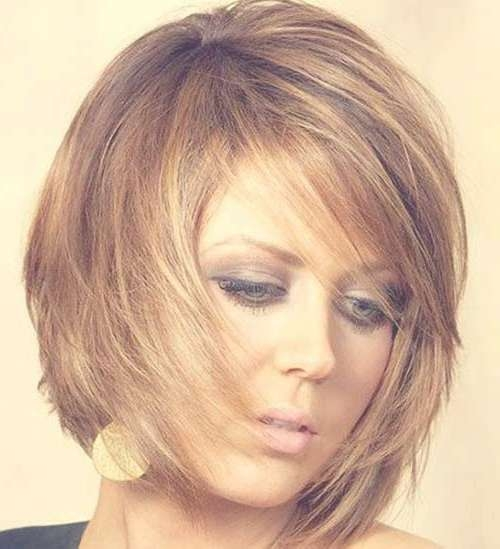 Short Layered Bob Pictures | Short Hairstyles 2016 – 2017 | Most Within Short Layered Bob Hairstyles (View 24 of 25)