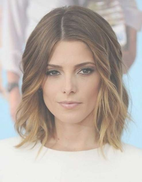Short To Medium Length Hairstyles For Thick Hair 2017 With Most Current Medium Haircuts For Fine Thin Hair (View 7 of 25)