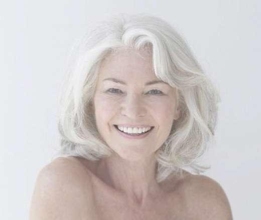 Silver Fox Hair Styles For Medium Texture, Wavy Hair | Bellatory Throughout Newest Medium Haircuts For Coarse Gray Hair (View 17 of 25)