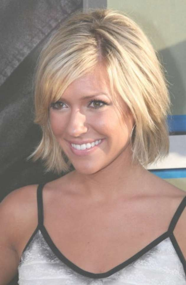 Simple Medium Short Hairstyles For Fine Thin Hair Throughout Most Up To Date Trendy Medium Hairstyles For Thin Hair (View 13 of 15)