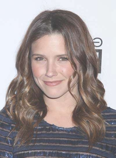 Sophia Bush – Beauty Riot Throughout Most Recent Sophia Bush Medium Hairstyles (View 5 of 15)