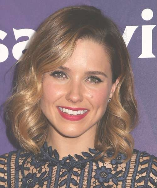Sophia Bush Hairstyles In 2018 Regarding Latest Sophia Bush Medium Hairstyles (View 9 of 15)