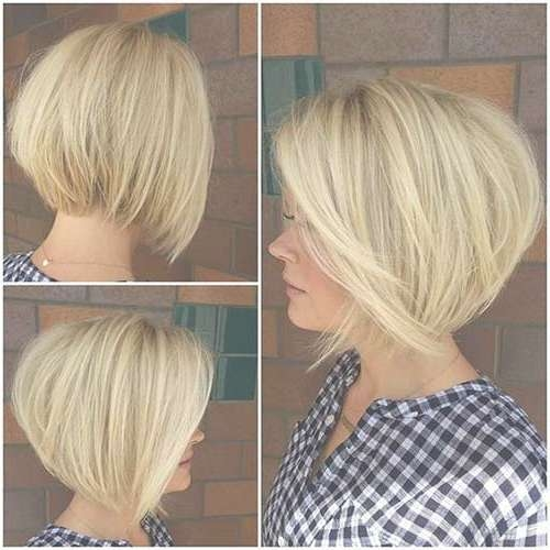 Stylish And Eye Catching 19 Graduated Bob Haircuts | Short Intended For Graduated Bob Hairstyles (View 2 of 25)