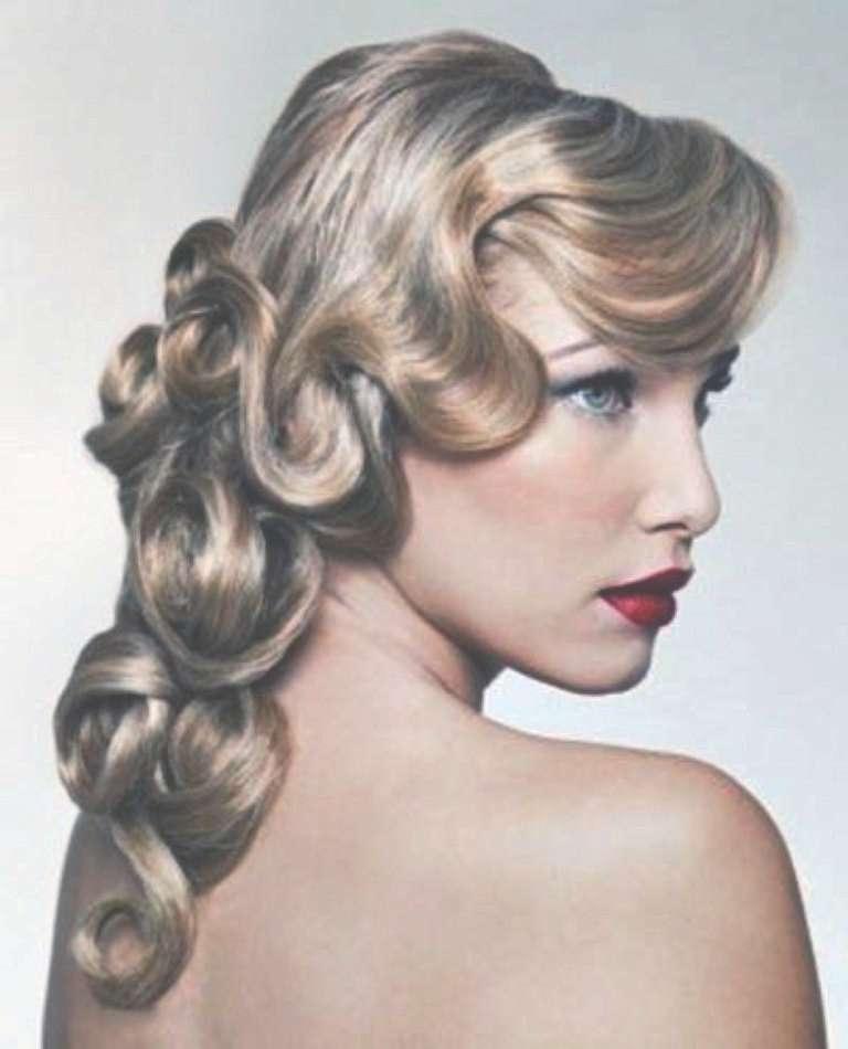 Summer Hairstyles For Twenties Hairstyles Roaring S Hair Styles Pertaining To Most Popular Twenties Medium Hairstyles (View 22 of 25)