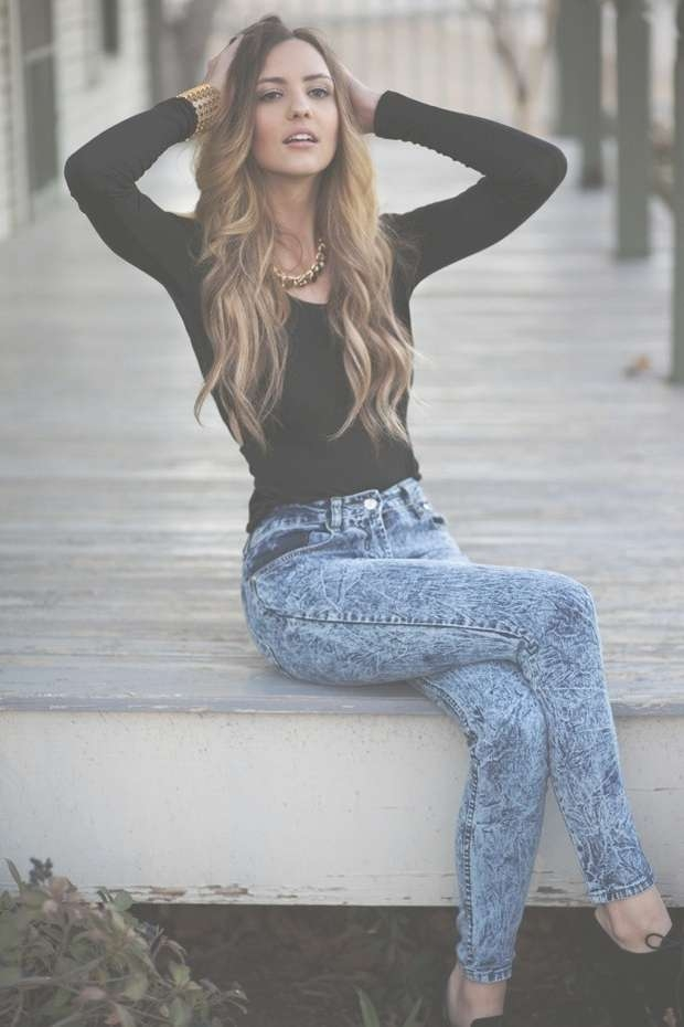 Tall Girls Fashion 35 Cute Outfits Ideas For Tall Ladies Within Best And Newest Medium Haircuts For Tall Women (View 6 of 15)