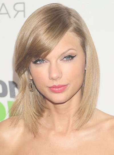 Taylor Swift – Beauty Riot Pertaining To Current Taylor Swift Medium Hairstyles (View 8 of 25)