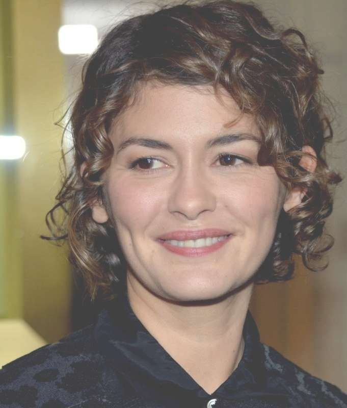 Gallery Of Audrey Tautou Medium Haircuts View 16 Of 25 Photos