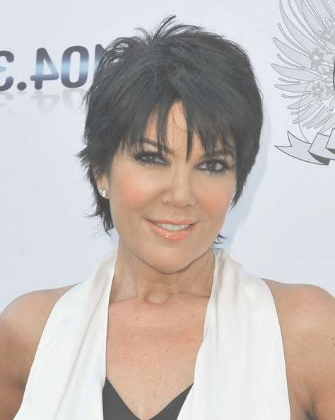 The 25+ Best Chris Jenner Haircut Ideas On Pinterest | Kris Jenner Intended For Recent Kris Jenner Medium Haircuts (View 12 of 25)