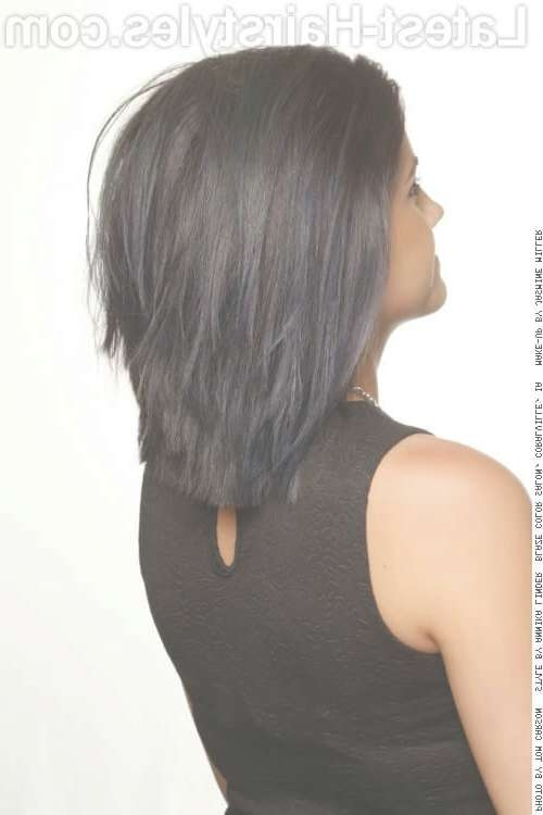 The 25+ Best Edgy Medium Haircuts Ideas On Pinterest | Hair Cuts Inside 2018 Layered Long Haircut Styles (View 21 of 25)
