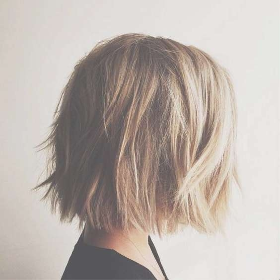 The 25+ Best Funky Short Haircuts Ideas On Pinterest | 2015 Short With 2018 Medium Haircuts For Petite Women (View 24 of 25)