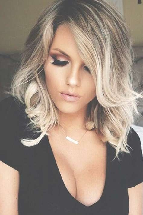 The 25+ Best Heart Shape Face Ideas On Pinterest | Makeup Tips For Current Cute Medium Haircuts For Heart Shaped Faces (View 5 of 25)