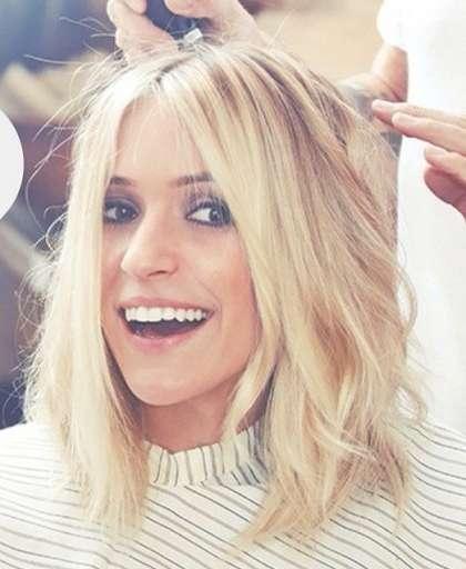 The 25+ Best Kristin Cavallari Wedding Ideas On Pinterest Inside Most Popular Kristin Cavallari Medium Haircuts (View 20 of 25)