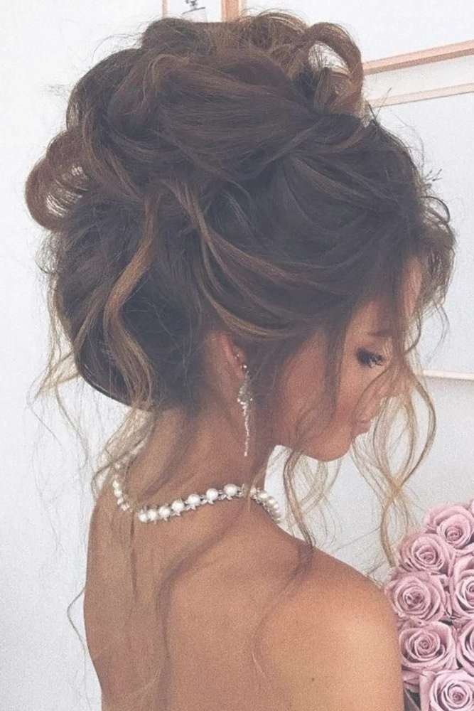 The 25+ Best Prom Hairstyles Ideas On Pinterest | Hair Styles For Regarding Best And Newest Long Prom Hairstyles (View 24 of 25)