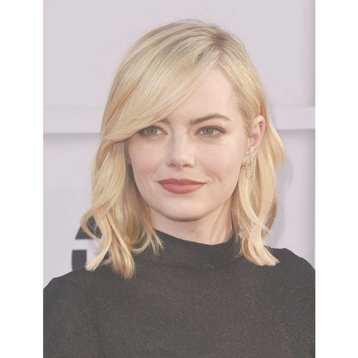 The 9 Best Haircuts For Round Faces, According To Stylists   Allure With Most Current Medium Hairstyles With Side Bangs For Round Faces (View 15 of 25)