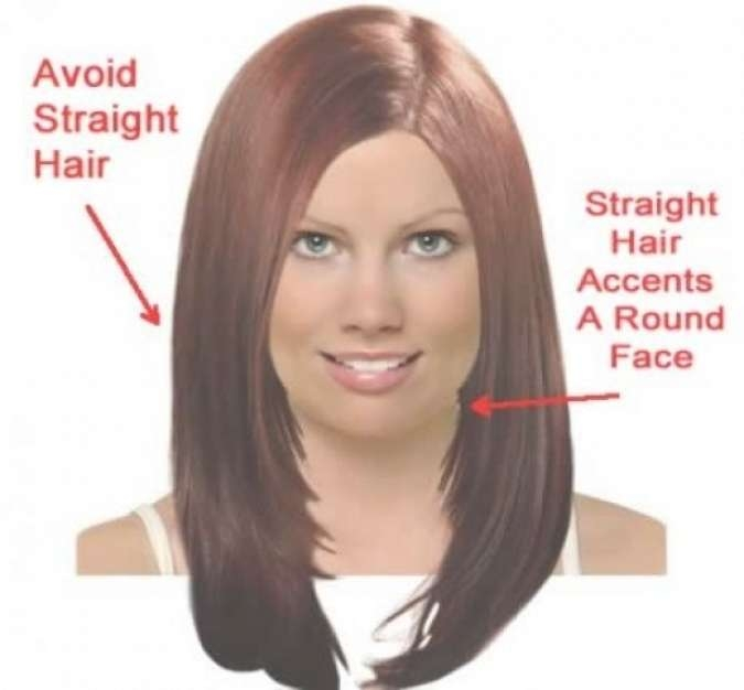 The Amazing Haircuts To Suit Round Faces Regarding Your Hairdo Regarding Newest Medium Hairstyles For Round Fat Faces (View 9 of 25)