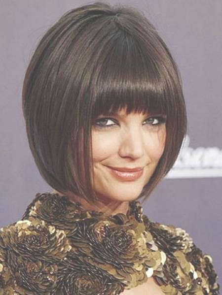 The Best Bangs For A Short Forehead – Hair World Magazine For Recent Medium Haircuts For Small Foreheads (View 17 of 25)