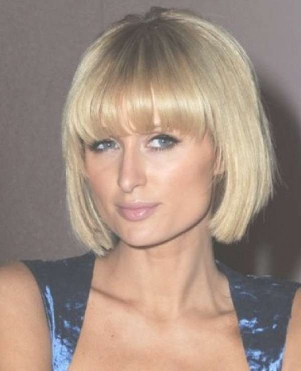 The Best Bangs For A Short Forehead – Hair World Magazine Inside Current Medium Haircuts For Small Foreheads (View 25 of 25)