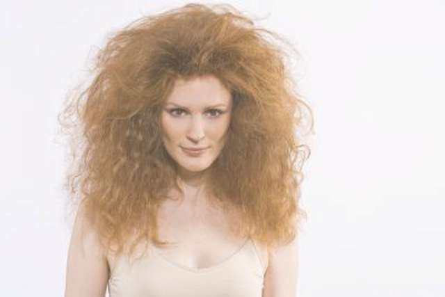 The Best Haircut For Long, Thick & Frizzy Hair   Leaftv With Latest Medium Haircuts For Thick Frizzy Hair (View 19 of 25)