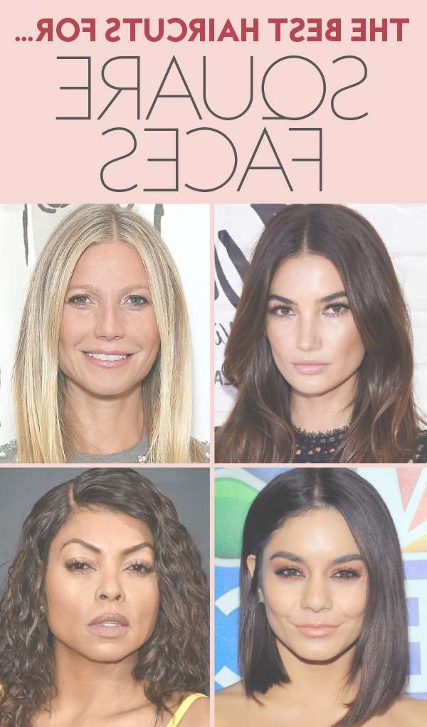 The Best Haircuts For Square Shaped Faces   Instyle Within Most Current Medium Haircuts For A Square Face Shape (View 23 of 25)