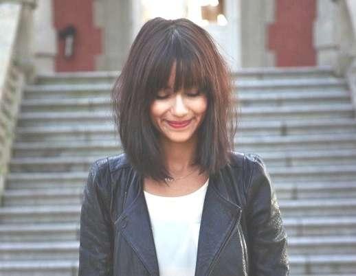 The Best Hairstyles For High Cheekbones – Hair World Magazine In Newest Medium Hairstyles For High Cheekbones (View 4 of 15)