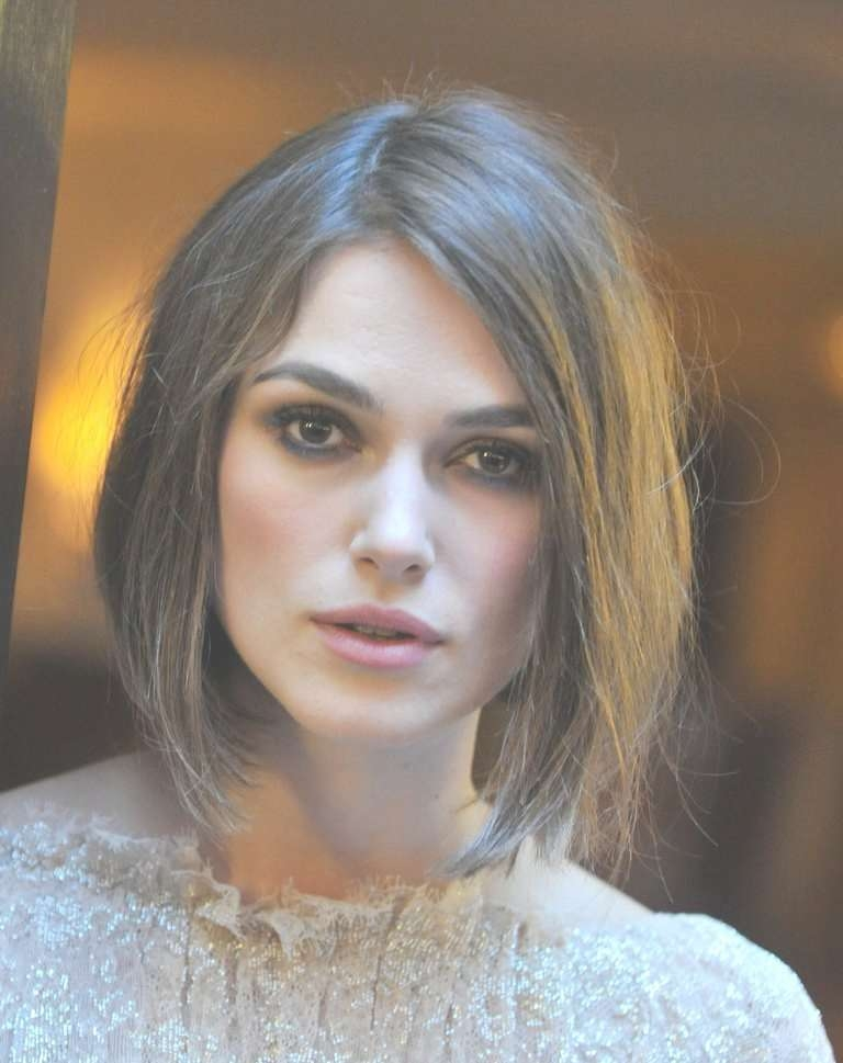 The Best Short Haircutsface Shape With Regard To Most Current Medium Haircuts For A Square Face Shape (View 22 of 25)
